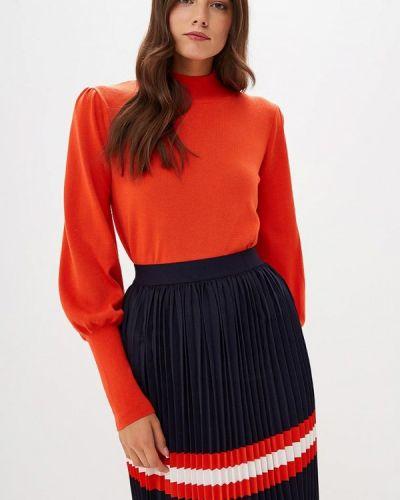 Оранжевая водолазка 2018 Zarina
