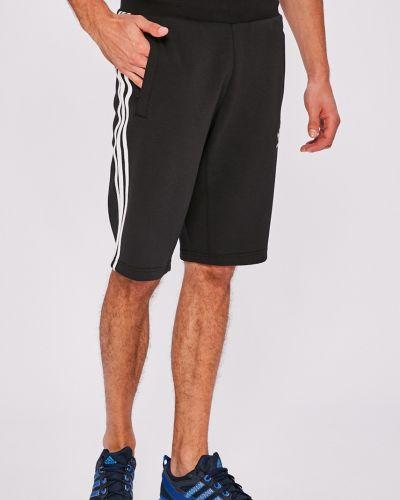 Спортивные шорты короткие на резинке Adidas Originals