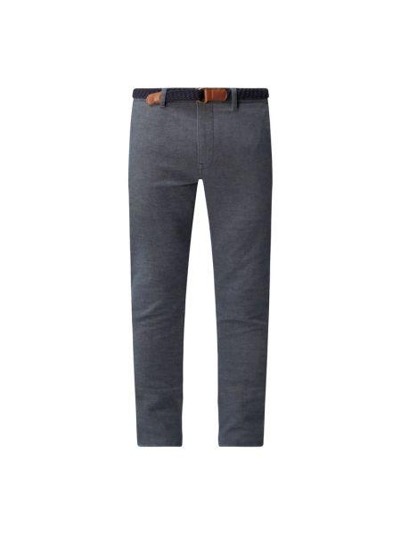 Niebieskie spodnie bawełniane Review