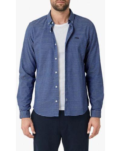 Рубашка с длинным рукавом синий оливковый S.oliver