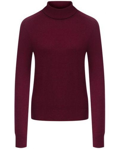 Повседневный кашемировый красный свитер Paul&joe