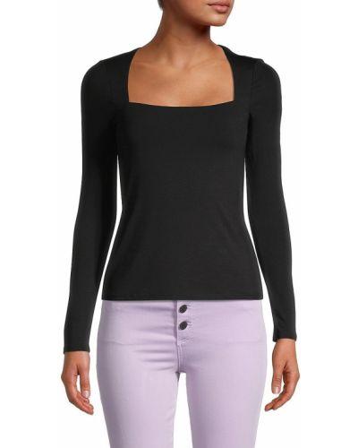 Koszulka z długimi rękawami - czarna Bailey 44
