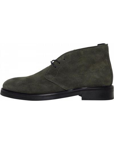 Повседневные ботинки - зеленые Reiss
