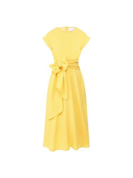 Платье миди Boss