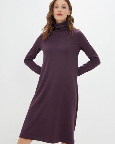 Платье - фиолетовое энсо