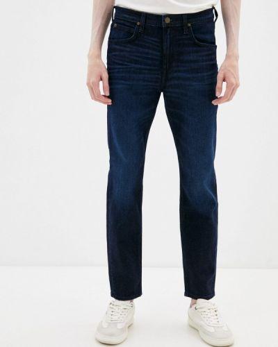 Синие джинсы осенние Lee