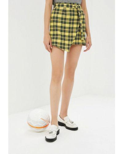 Желтая юбка Naanaa