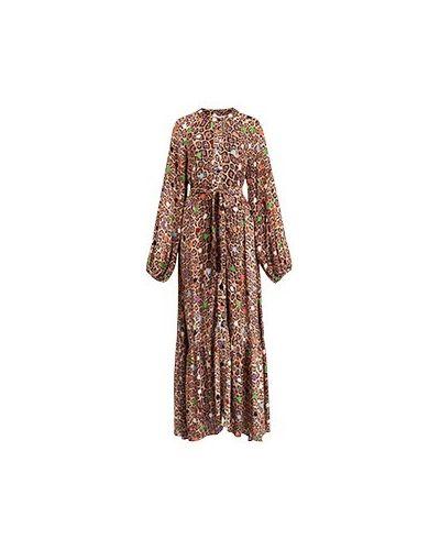 Вечернее платье из вискозы Essentiel