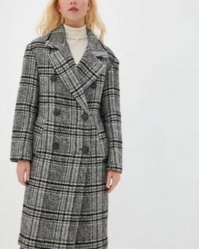 Серое пальто Marks & Spencer