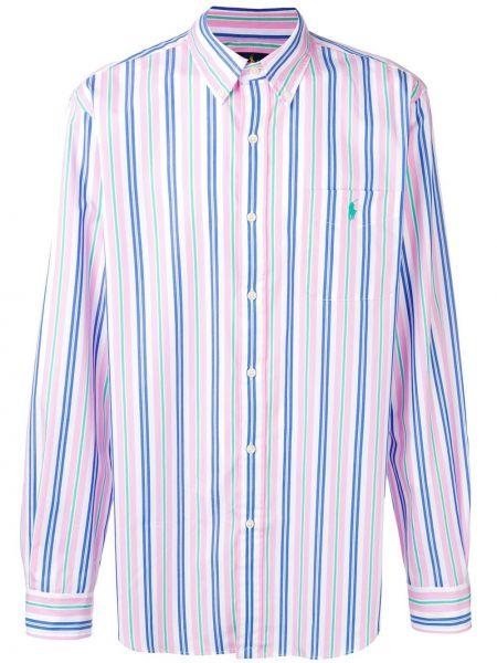 Koszula z długim rękawem klasyczny z logo Polo Ralph Lauren