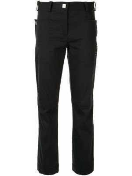 Спортивные брюки укороченные винтажные Chanel Pre-owned