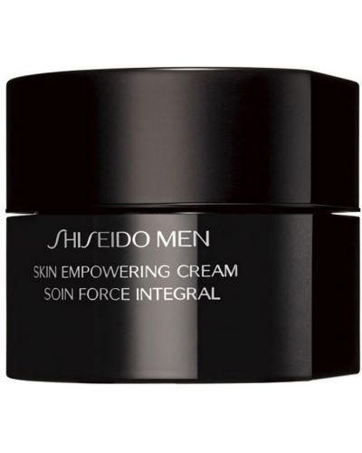 Кожаный крем для умывания очищающий Shiseido