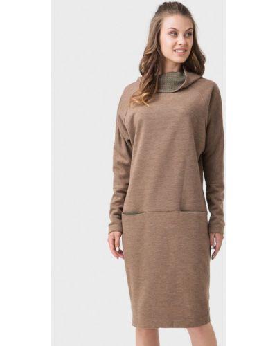 Платье вязаное осеннее Ricamare