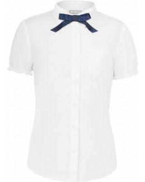 Блузка с коротким рукавом с бантом с длинным рукавом Gulliver Wear