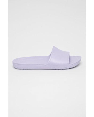 Сандалии фиолетовый Crocs
