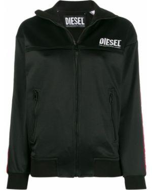 Куртка с карманами на молнии Diesel