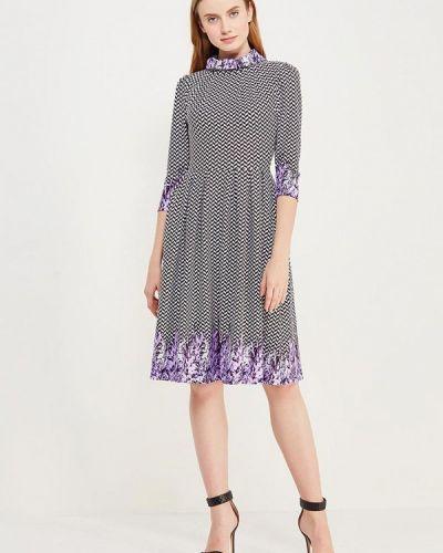 Платье с длинными рукавами осеннее Ruxara