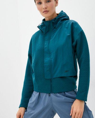 Куртка - бирюзовая Reebok