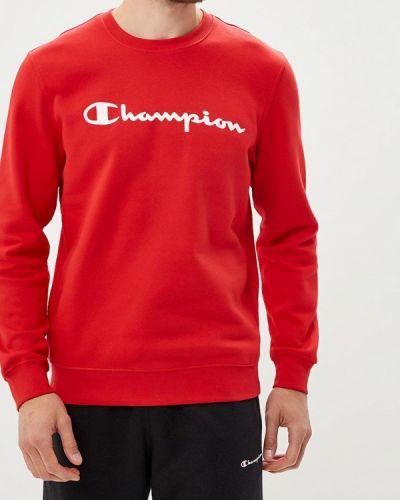 Красный свитшот 2018 Champion