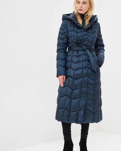Зимняя куртка осенняя синий Conso Wear