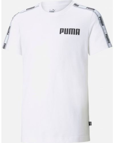 Белая футболка Puma