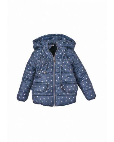 Куртка теплая синий Одягайко