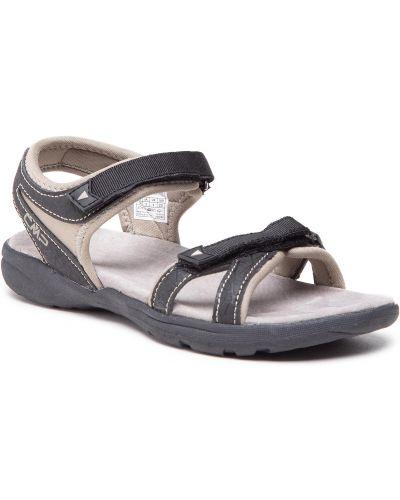 Sandały - czarne Cmp