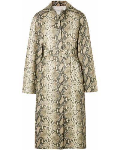 Текстильное пальто с поясом Philosophy Di Lorenzo Serafini