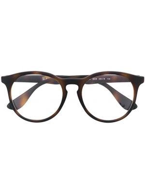Коричневые очки Ray Ban Junior