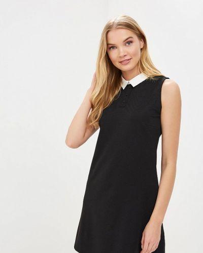 Черное платье прямое Jennyfer