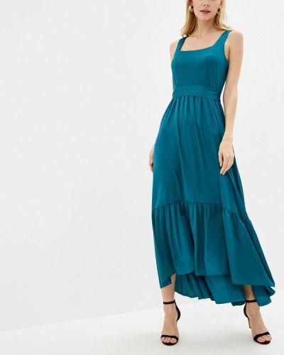 Вечернее платье весеннее зеленый Imocean