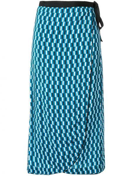 Синяя юбка Cefinn