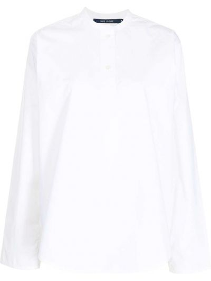 Хлопковая блузка - белая Sofie D'hoore