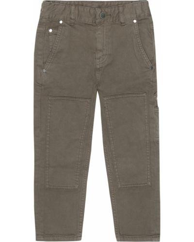 Bawełna dżinsowa zielony mało jeansy Stella Mccartney Kids