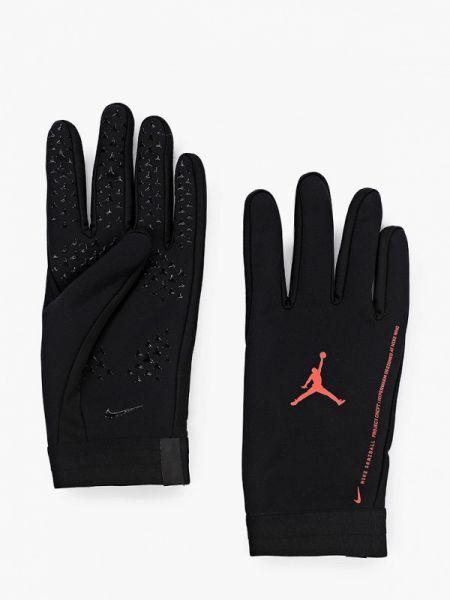 Перчатки черные Jordan