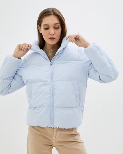 Голубая зимняя куртка Ostin