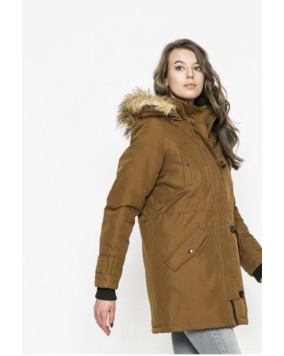 Утепленная куртка с капюшоном Vero Moda