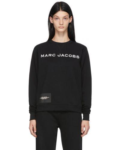 Свитшот с вышивкой - белый Marc Jacobs