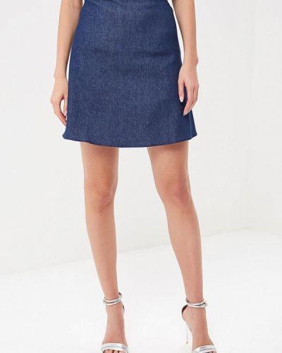 Джинсовая юбка весенняя Trendyangel