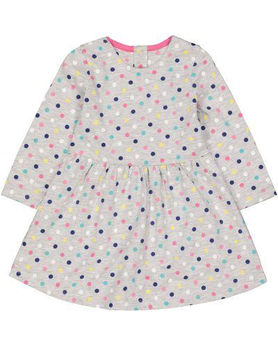 Платье в горошек с узором Mothercare
