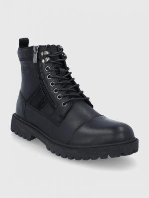 Кожаные ботинки Lee Cooper