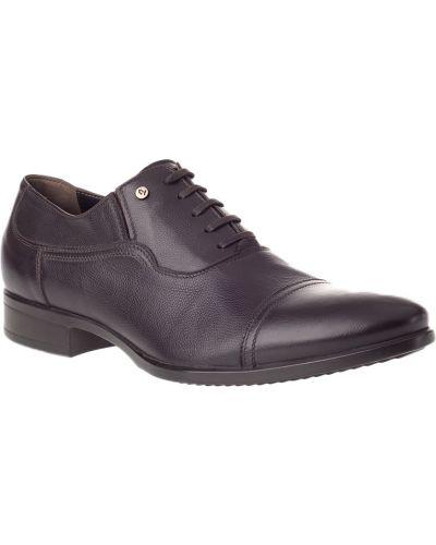 Коричневые туфли Giampiero Nicola