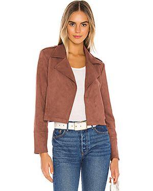 Куртка замшевая с карманами Bb Dakota