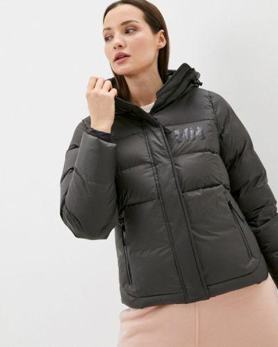 Утепленная серая куртка Helly Hansen