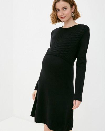 Платье - черное Mama.licious