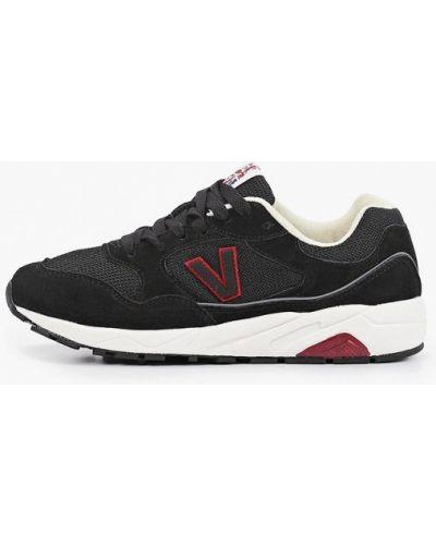 Кожаные черные кроссовки Escan