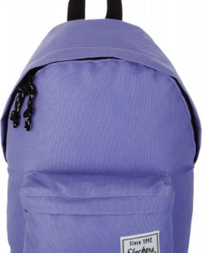 Фиолетовый рюкзак с отделениями Skechers