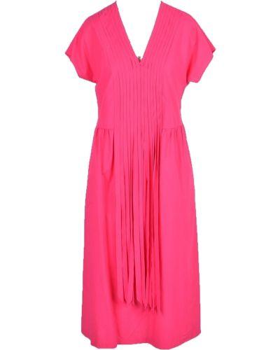 Różowa sukienka Alysi
