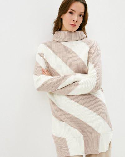 Бежевый свитер Baon
