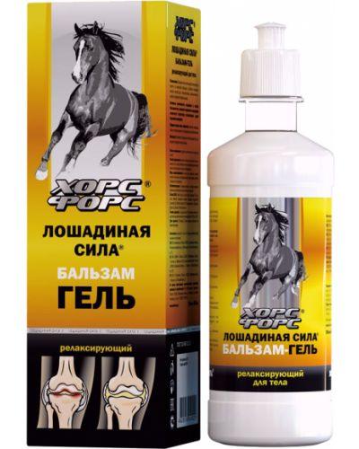Гель для массажа кожаный лошадиная сила